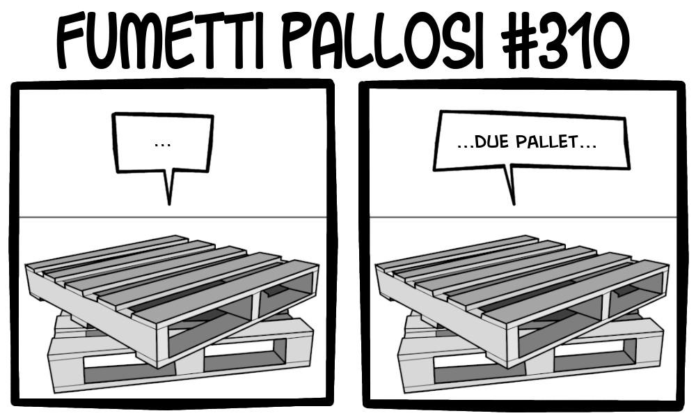 Fumetti Pallosi 310