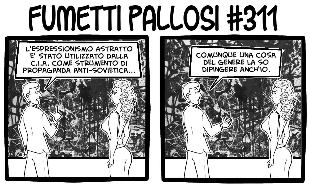 Fumetti Pallosi 311